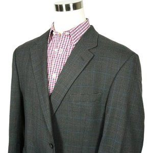 Jos A Bank Mens Blazer Jacket Sport Coat Size 50R